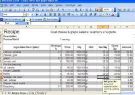 cost excel cost analysis sample costing sheet template excel free
