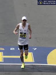 Boston Marathon Route Google Maps by Former Oregon Ducks Galen Rupp Second Jordan Hasay Third In