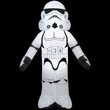 Home Depot Inflatable Christmas Decorations Star Wars Christmas Inflatables Outdoor Christmas Decorations