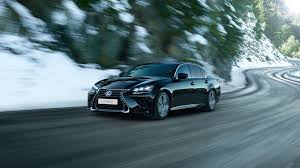 lexus gs luxury sedan lexus europe