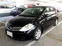 tiida nissan hatchback tak lee motors h k limited nissan tiida hatchback