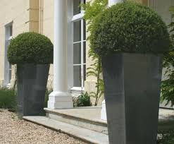 granite taper extra large tall planters iota esi external works
