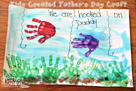 kids created father u0027s day craft