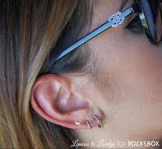 earrings for second 2nd rocksbox jewelry lemons to lovelys