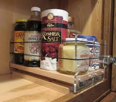 Kitchen Spice Racks For Cabinets Spice Rack For Cabinet Best Home Furniture Decoration