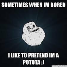 When I M Bored Meme - image jpg