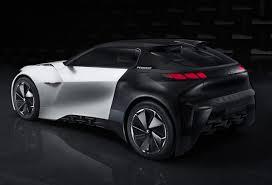 peugeot concept cars peugeot fractal concept cars diseno art