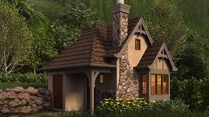 storybook cottage house plans interior design