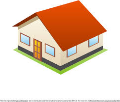 3d House Icon Free Vector In Coreldraw Cdr Cdr Vector 3d House Building Free
