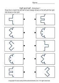 159 best simetri aktivite images on pinterest symmetry