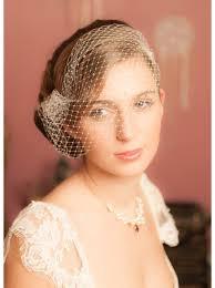 voilette mariage voilette de mariée rétro birdcage avec cristaux so hélo