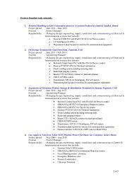 Sample Java Resumes by Harish Resume