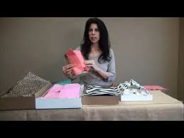 how to use tissue paper in a gift box how to assemble apparel boxes add tissue paper nashville wraps
