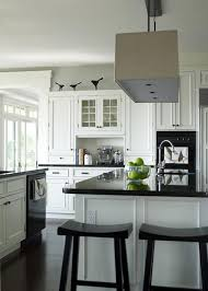 deco cuisine noir et blanc 20 idées de cuisine noir et blanc à découvrir