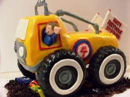 childrens monster truck videos cakes frosted insanity vroom vroom monster truck birthday cake