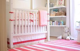Pink Area Rugs Bedroom Inspiring Image Of Baby Nursery Room Decoration Using