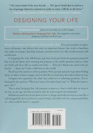 designing your life how to build a well lived joyful life bill