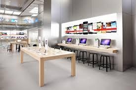 Apple Store Paris Modern Design Apple U0027s New Stores In Paris And New York City
