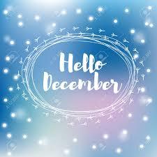 imagenes hola diciembre hola diciembre la caída de los copos de nieve y las huellas de aves
