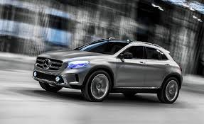 concept mercedes mercedes benz concept gla photos and info u2013 news u2013 car and driver
