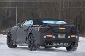 supercharged camaro z28 2017 chevrolet camaro zl1 convertible spied testing its