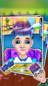 kids hair salon dressing games for toddlers on the app store