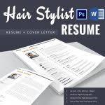 Hair Stylist Resume Template Free Hair Stylist Resume Templates Hair Stylist Resume Sample
