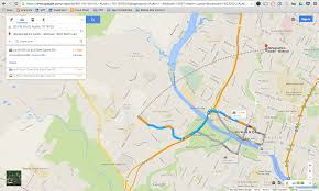 Google Maps And Directions I Just Wanted Directions This Is Google Maps Suggested Route