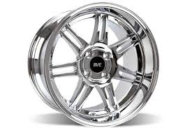 17x10 mustang wheels ford mustang sve dish anniversary wheel 17x10 chrome 79 93