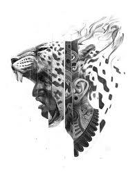 aztec deviant art aztec warrior by sam tan tattoo designs