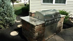 Outdoor Patio Grill Island Outdoor Construction Hda Construction Inc