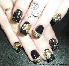 aqua blue and black acrylic nails www sbbb info