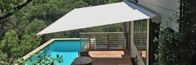 Retractable Awning With Bug Screen Retractable Awnings Shading Texas Austin Tx