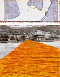 Floating Piers by Christo J C Exhibitions Christo And Jeanne Claude The
