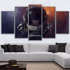 online buy wholesale space shuttle poster from china space shuttle modular pictures hd printed canvas frame paintings home wall art decor 5 pieces female astronaut universe