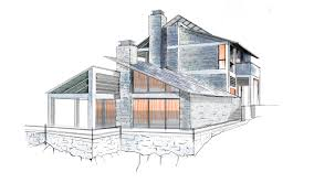 home designer architectural vs pro architectural rendering in sketchbook pro from start to finish