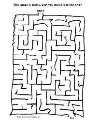 printable kids mazes 55
