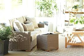 extra seating extra seating for living room a woven stool is a great option as a