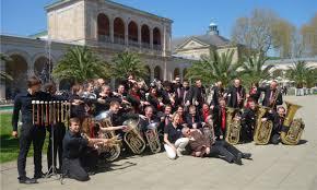 Polizei Bad Kissingen Brass Band Regensburg Ist Meister Regensburg Mittelbayerische