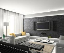 swish interior home decorating ideas home and home decorating large size of exquisite fabric sofa together with black lear tufted chair and foot stool a