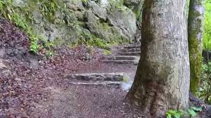 Bad Urach Wandern Uracher Wasserfallsteig Youtube