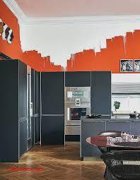 cuisine orange et gris deco cuisine pour idees de deco de cuisine fraîche deco