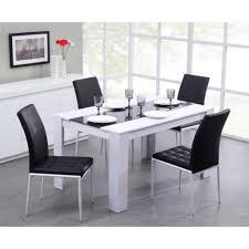 conforama chaise de salle à manger table ronde blanc laqu alinea avec salle manger de chez conforama 10