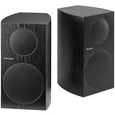 Best Speakers For Living Room Pioneer Sp Bs41 Lr Bookshelf Speaker Pair
