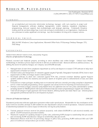 Software Project Manager Resume Sample by Information Technology Manager Resume Free Resume Example And