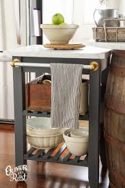 kitchen cart cabinet remodelaholic 10 ingenious ikea hacks for the kitchen