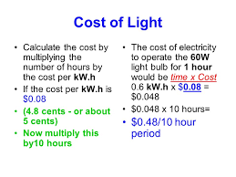 light bulb cost calculator calculate cost per kilowatt hour xbox live gold 1 year
