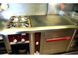 fourneaux de cuisine fourneaux cuisine fourneau de cuisine professionnel doccasion