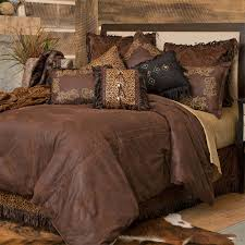 Western Furniture Gold Rush Western Comforter Sets Cabin Place