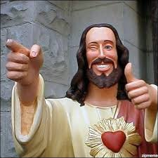 Thumbs Up Meme - thumbs up jesus weknowmemes generator